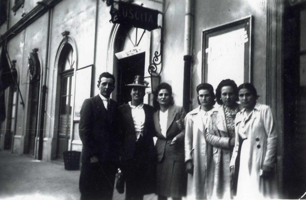 Sassari, anni '30